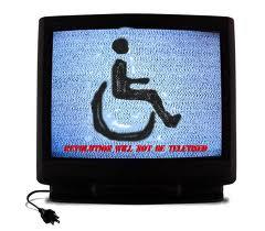 Παρουσίαση των ατόμων με αναπηρία από την τηλεόραση