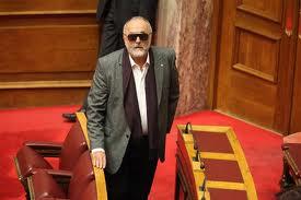 Ο Παναγιώτης Κουρουμπλής στη Βουλή