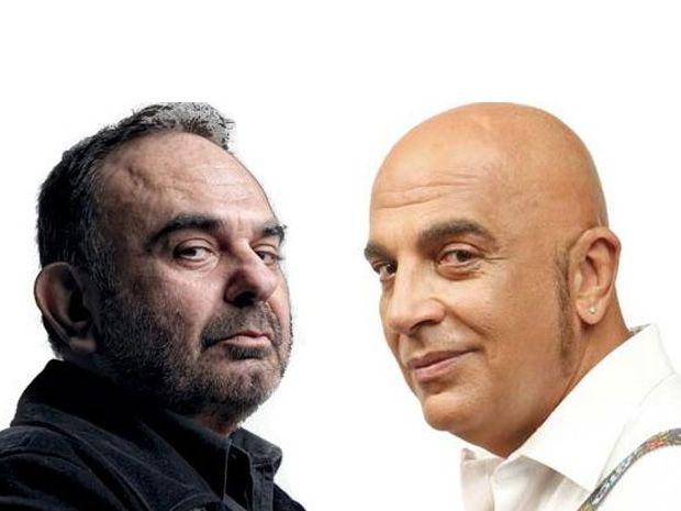 Σάκης Μπουλάς-Γιάννης Ζουγανέλης