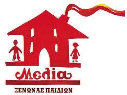 λογότυπο ξενώνα Μέλια