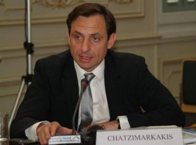ευρωβουλευτής Γιώργος Χατζημαρκάκης