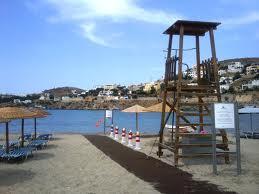 παραλία βάρης στη Σύρο ειδική για ΑμεΑ
