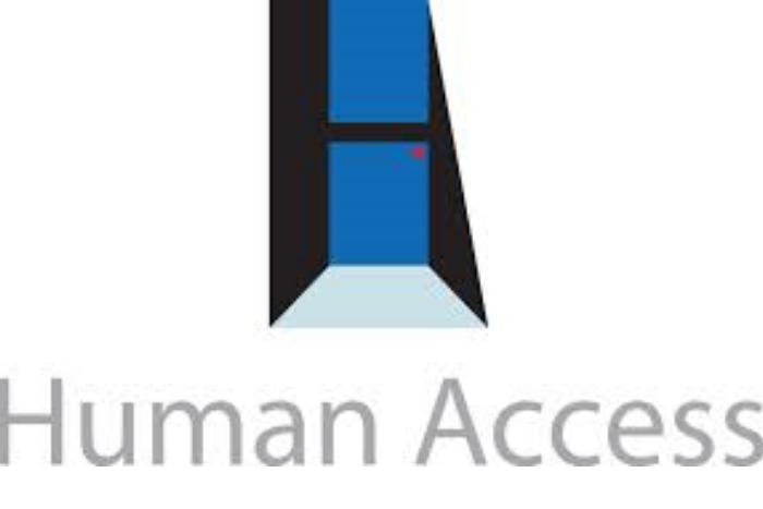 λογότυπο human access