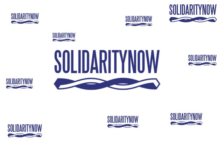 λογότυπο solidarity now