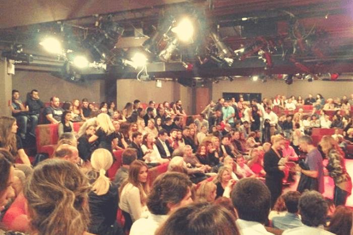 Γενική θεάτρου κόσμος