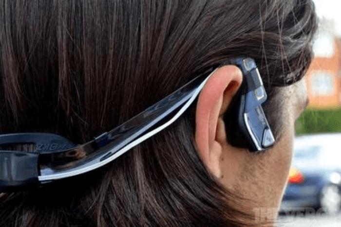 Συσκευή που καθοδηγεί τυφλούς