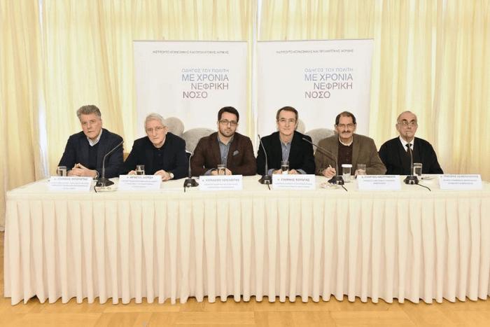 Πάνελ από τη Συνέντευξη τύπου: Γιάννης Τούντας, Κυριάκος Σουλιώτης,Γιώργος Καστρινάκης, Χρήστος Ιατρού