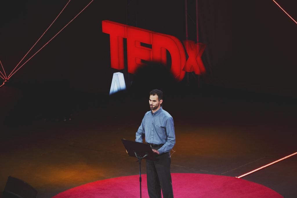 Ο Βαγγέλης Αυγουλάς στο Tedx