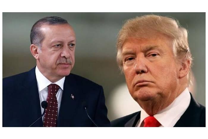 Ερντογάν και Τραμπ