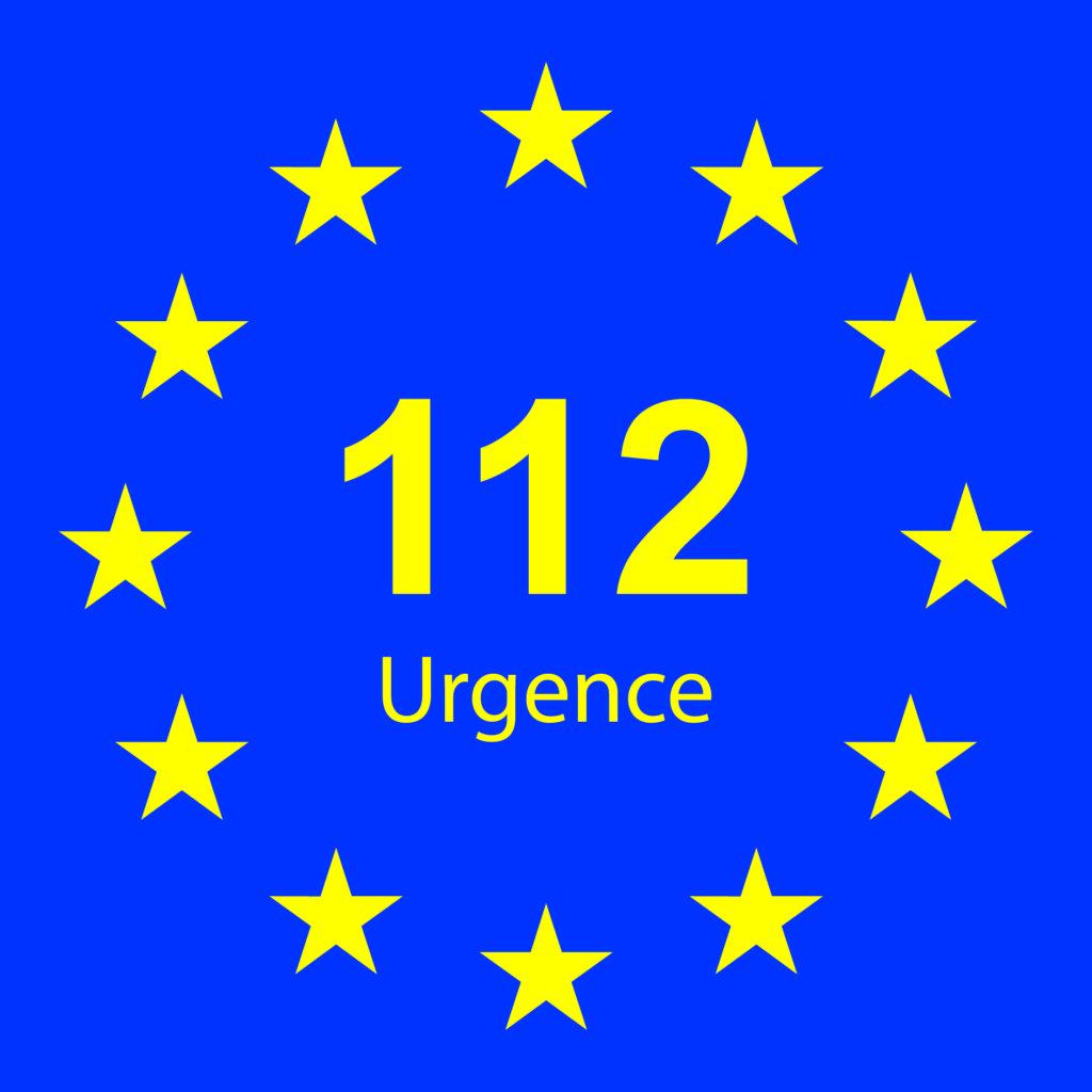 112 πανευρωπαϊκή γραμμή έκτακτης ανάγκης