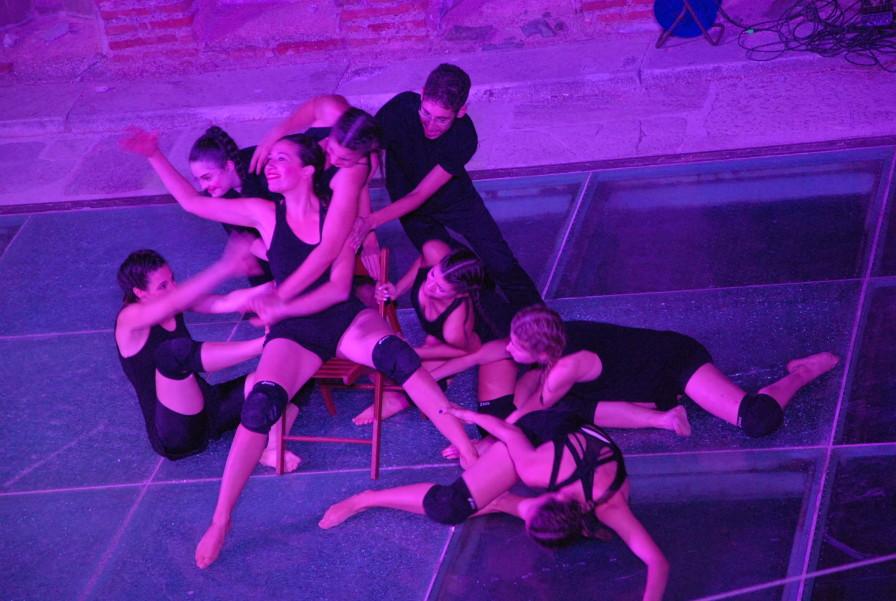 Χορός ατόμων με αναπηρία και μη