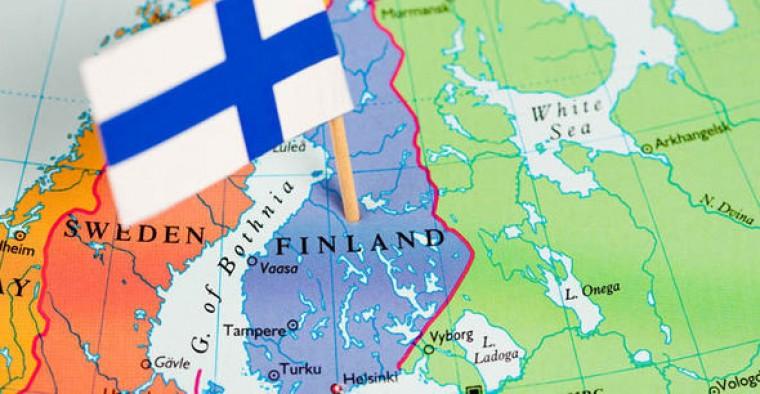Σημαία Φιλανδίας