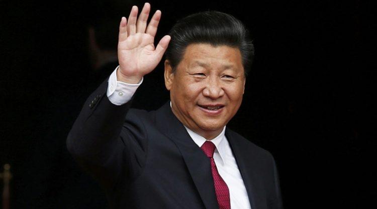 Ο κινέζος πρόεδρος Xi Jinping