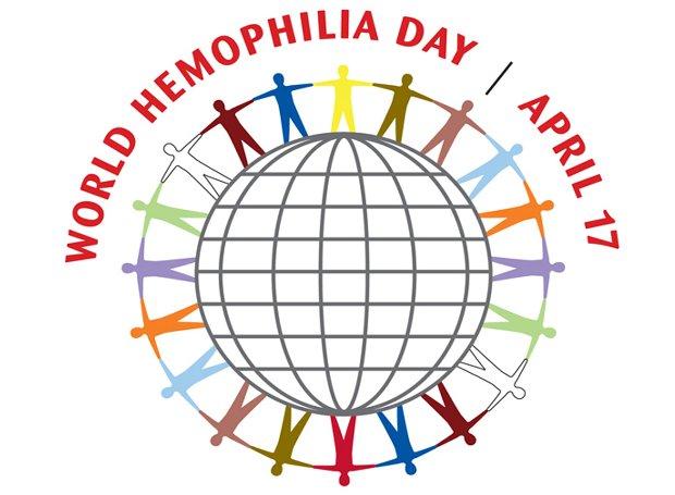 Εικονίδιο για Παγκόσμια Ημέρα Αιμορροφιλίας