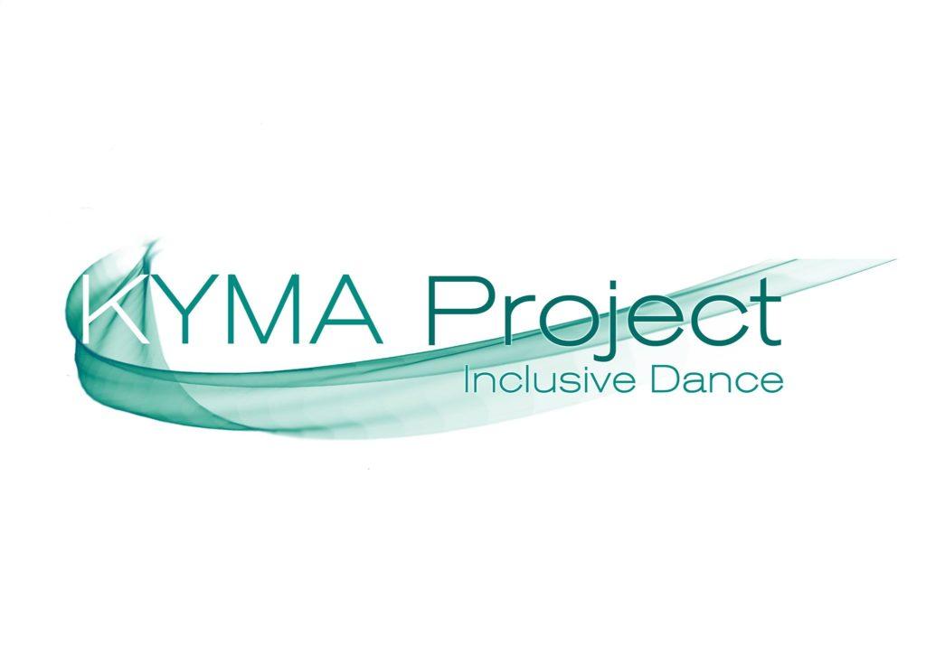 Λογότυπο Kyma Project Inclusive Dance