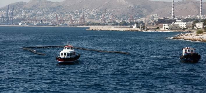 Πλοίο στο Σαρωνικό