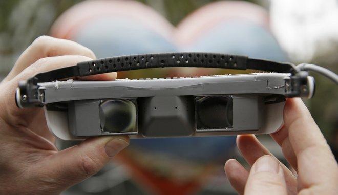 Ηλεκτρονικά γυαλιά