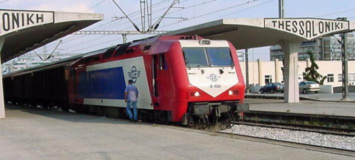 Σιδηροδρομικός Σταθμός Θεσσαλονίκης