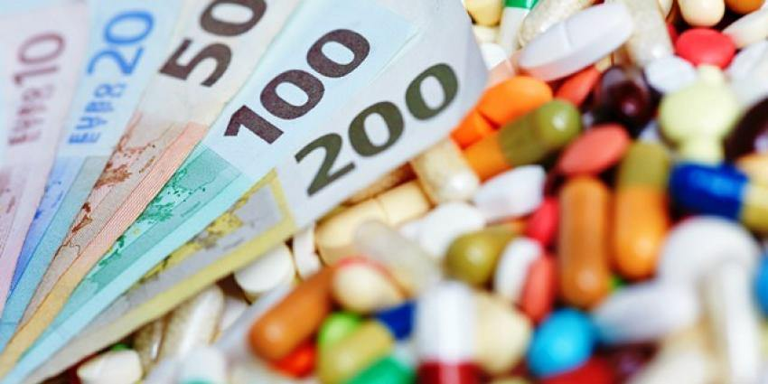 χαρτονομίσματα και φάρμακα