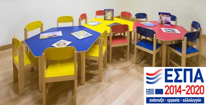 ΕΣΠΑ 2014-2020 παιδικοί σταθμοί