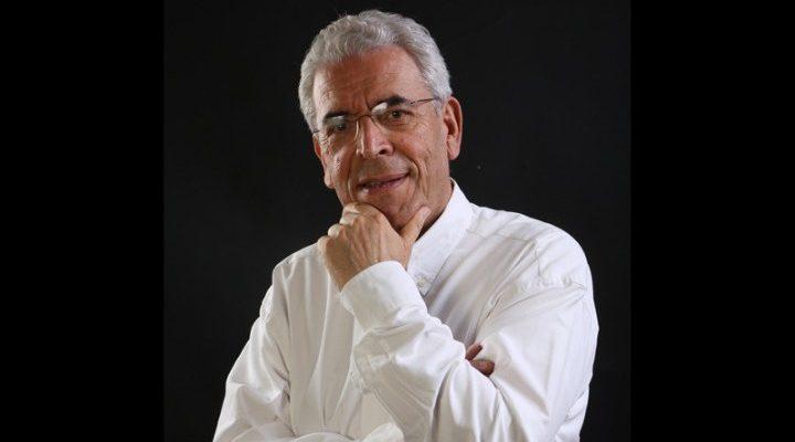 Ο Μανώλης Παπαρηγοράκης