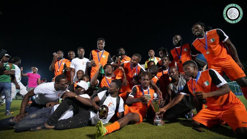 η νικήτρια ομάδα