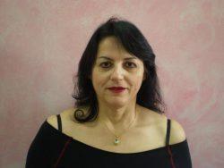 Η Αθηνά Ανεστοπούλου