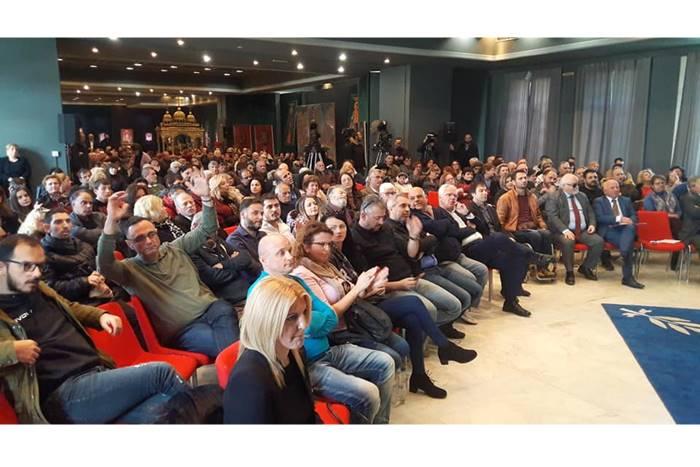 το κοινό του Συνεδρίου