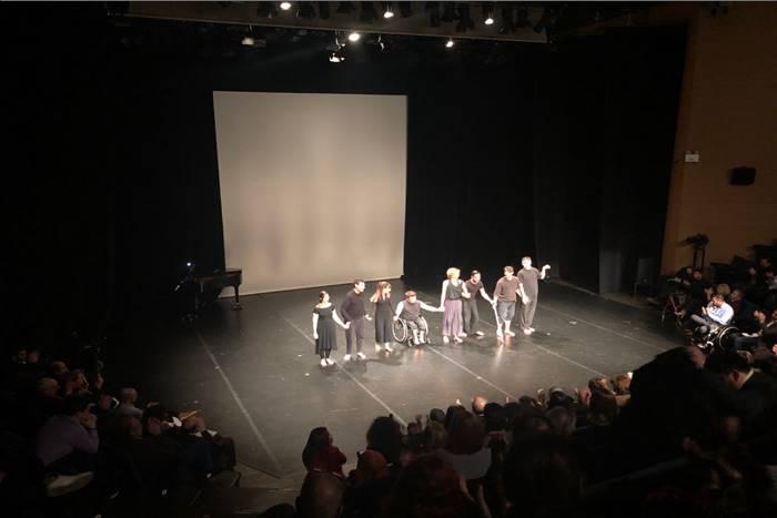η ομάδα σύγχρονου χορού Dagipoli Dance Co