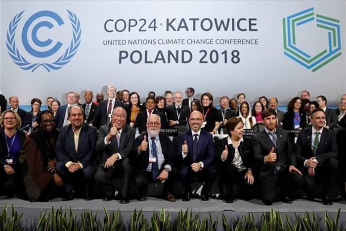 Εκπρόσωποι Κρατών στην 24η Διάσκεψη για το Περιβάλλον στην Πολωνία