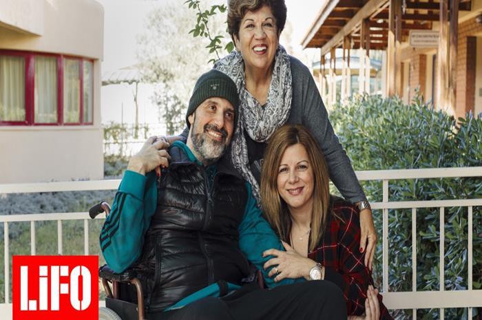 Η Βάσω Μάρακα, η Τζένη Χούχουλα, ο Απόστολο Δαβής