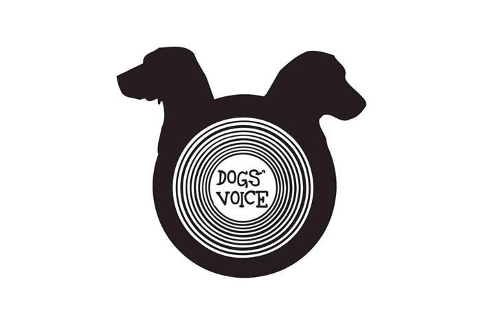 Λογότυπο dogs voice