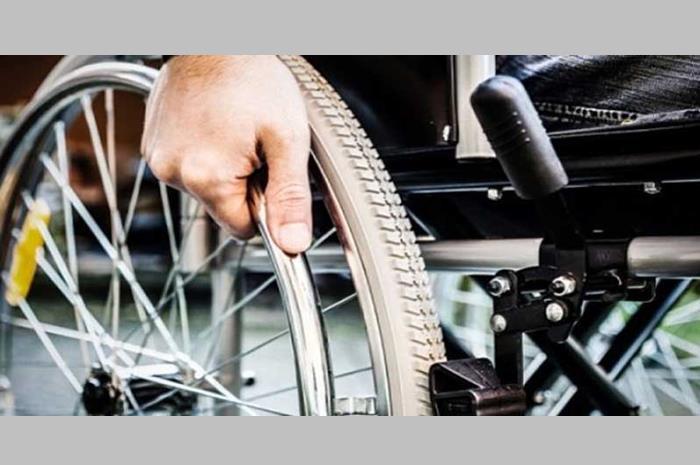 αναπηρικό αμαξίδιο