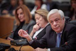 Ο Προκόπης Παυλόπουλος στο Συνέδριο
