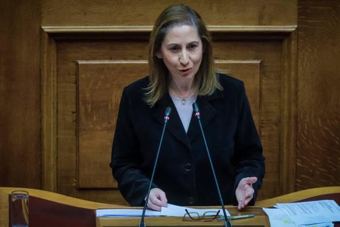 Η Μαριλίζα Ξενογιαννακοπούλου