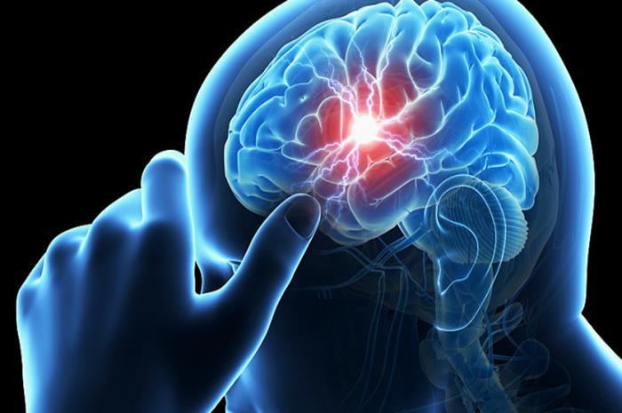 ανθρώπινος εγκέφαλος σε υπολογιστή