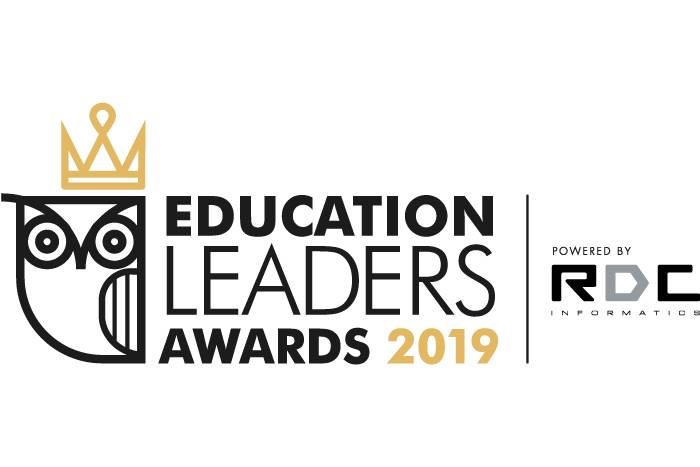 λογότυπο Education Leaders Awards 2019