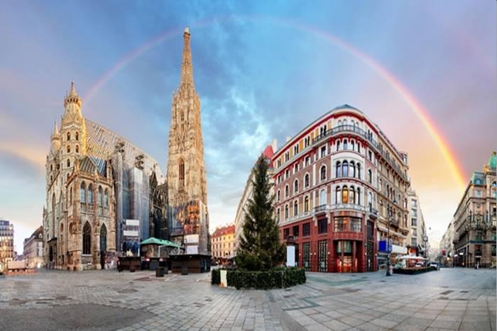κτήρια ευρωπαϊκών πόλεων