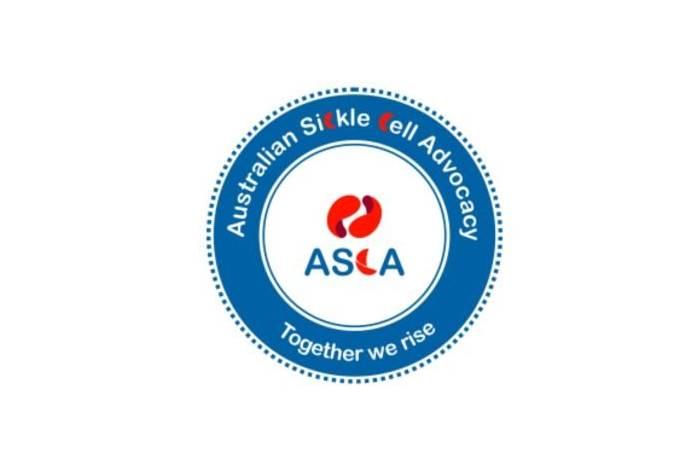 Λογότυπο του Συνδέσμου Υποστήριξης Ατόμων με δρεπανοκυτταρική αναιμία