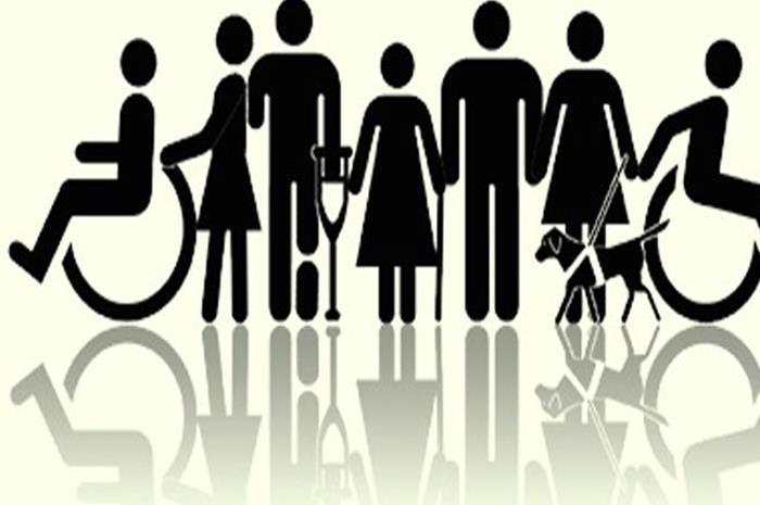 σκίτσα ανθρώπων με αναπηρία