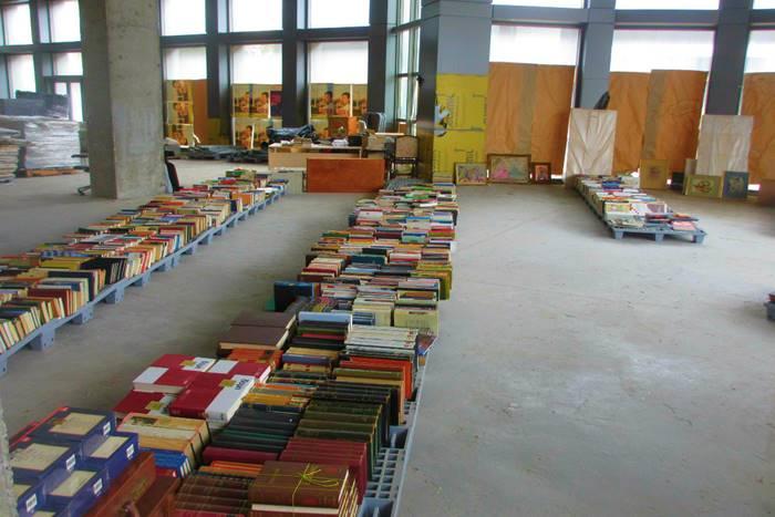 Βιβλιοπωλείο Αστέγων βιβλία