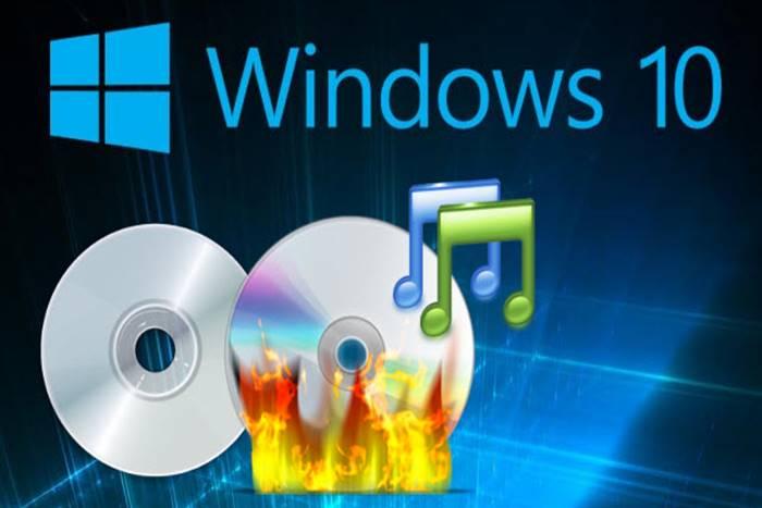 λογότυπο windows και cd