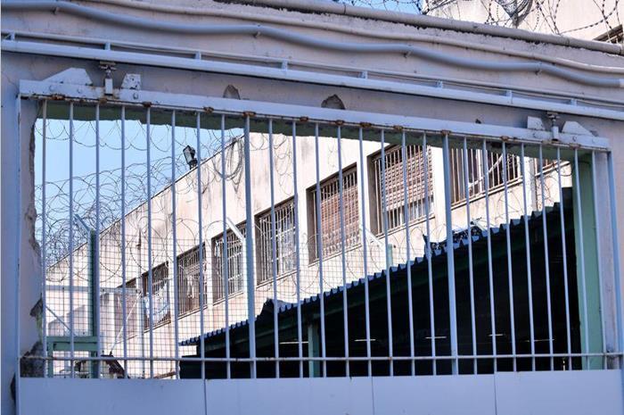 κτήριο φυλακής