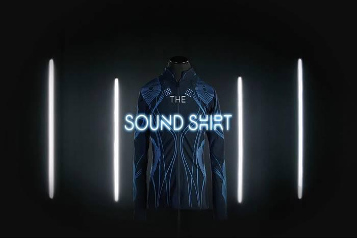 η μπλούζα ήχου
