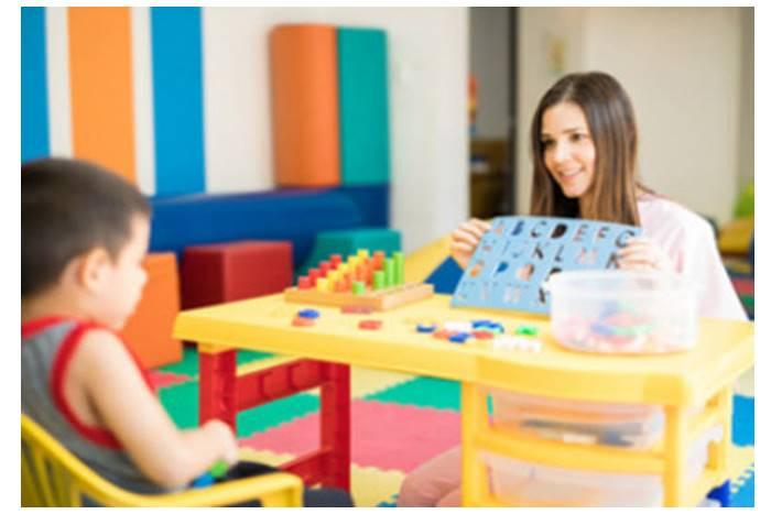 εκπαιδευτικός ειδικής αγωγής και παιδί