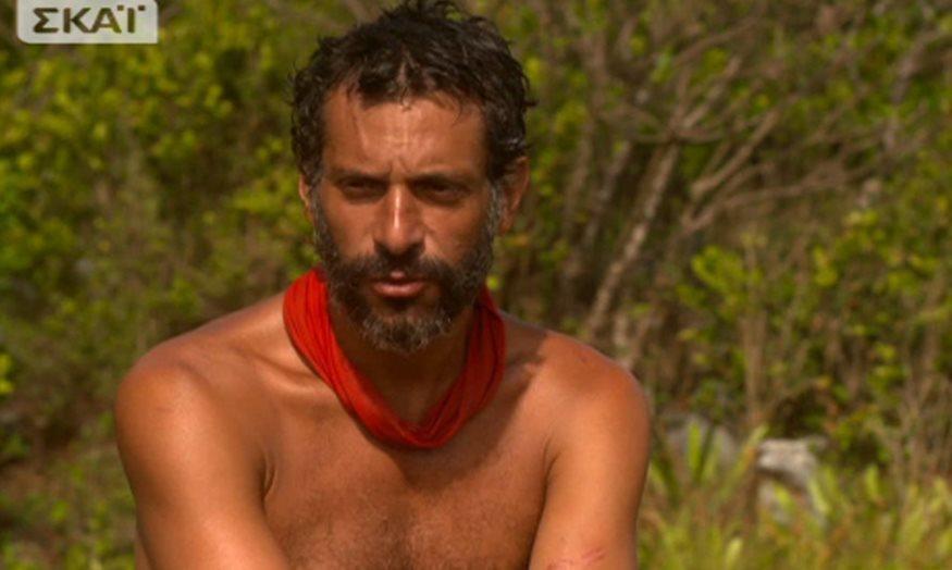 Ο Γιώργος Χρανιώτης στο survivor