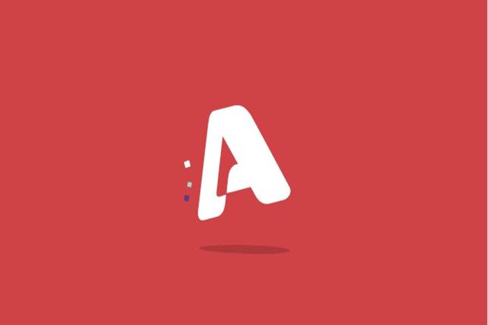 Λογότυπο ALPHA καναλιού