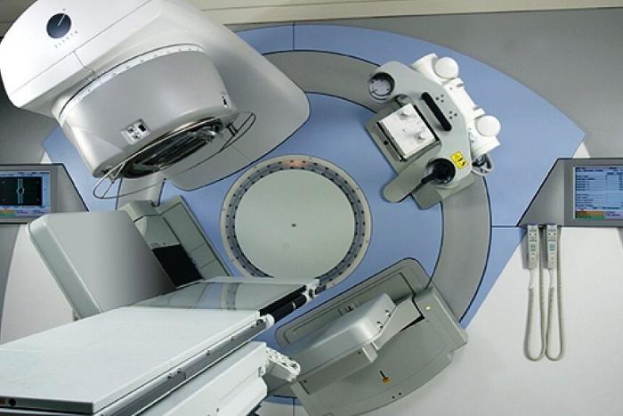 μηχάνημα ακτινοθεραπείας