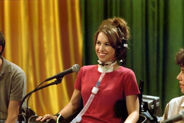 Η πρωταγωνίστρια της ταινίας Λέισι Τσάμπέρτ