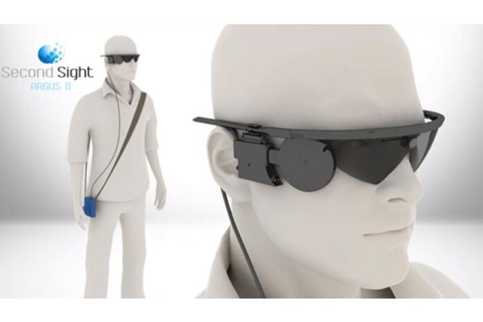 συσκευή τεχνητής όρασης Argus II